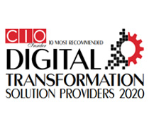 10 Most Recommended Digital Transformation Solution Providers - 2020