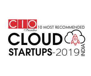 10 Most Recommended Cloud Startups - 2019