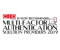 10 Most Promising Multifactor Authentication Solution Providers - 2019
