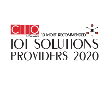 10 Most Recommended IoT Solutions Providers - 2020