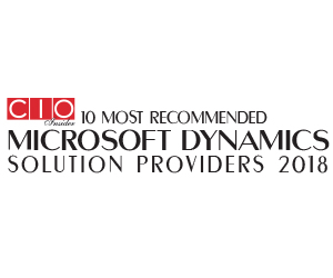 10 Most Recommended Microsoft Dynamics Solution Providers - 2018