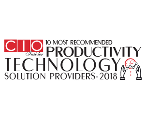 10 Most Recommended Productivity Technology Solution Providers - 2018