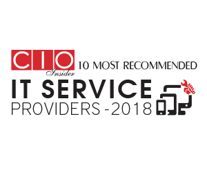 10 Most Recommended IT Service Providers - 2018