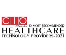 10 Most Recommended Healthcare Technology Providers - 2021