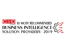 10 Most Recommended BI Solution Providers - 2019