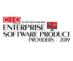 10 Most Recommended Enterprise Software Product Providers - 2019