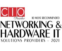 10 Most Recommended Networking & Hardware IT Solutions Providers - 2021