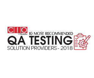10 Most Recommended QA Testing Solution Providers 2018